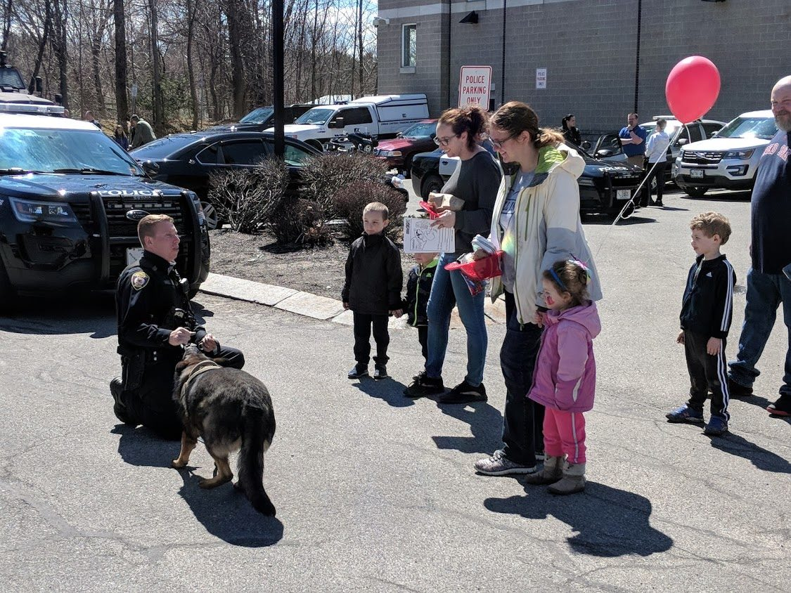K9 Brook @ Open House