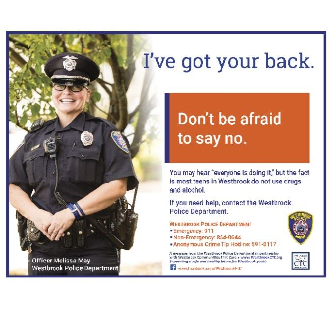 Got Your Back Poster Melissa May