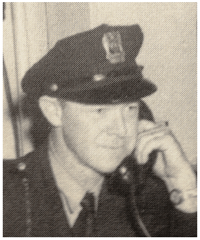Image of Officer Perley Kennie